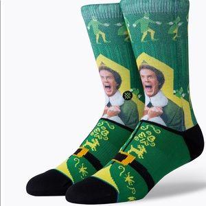 New Stance Elf Socks size L & M